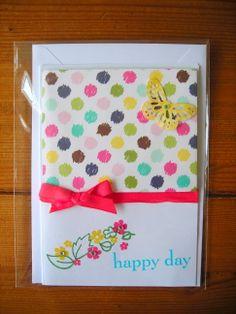 CAS, Happy day, vlinder