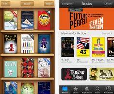 iBooks a fost descarcata de peste 130 de milioane de ori in lumea intreaga
