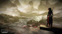 Assassin's Creed Chronicles China - Offizieller Screenshot. Jetzt vorbestellen und ab 22. April Shao Juns Vergangenheit entdecken! ► ubi.li/6f764