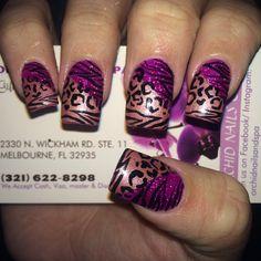 orchidnailsandspa #nail #nails #nailart