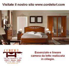 #cherry #legno #lineare #essenziale #ciliegio