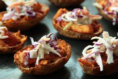 ... Own Loaded Potato Skins | Potato Skins, Smoked Trout and Food News