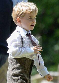 Downton Abbey Season 5: Little George