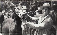 Imagen de la Feria de Ganados. Granada, 2 de junio de 1961. Torres Molina/Archivo de IDEAL