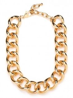 Nyla Gold Necklace