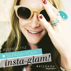 Gotta love #SilpadaStyle! Snap a pic and share your Silpada-ish look on #Instagram! | Silpada blog