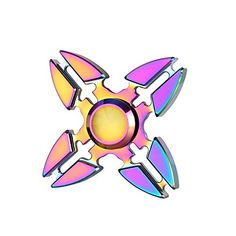 Leezo Hand Spinner Toys 3D card Smoothly Fast Figit Premi...
