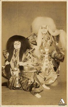 Kabuki 歌舞伎, Tokyo Postcard