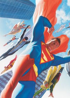 alex-ross-superman-681-111410.jpg — GeekDraw