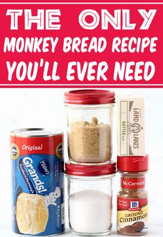 Monkey Bread with Canned Biscuits Easy Recipe! This glazed monkey bread tossed in cinnamon sugar is the ultimate breakfast treat. Plus… it gets bonus points for being ridiculously tasty and super easy to make, too! Go grab the recipe and give it a try this week! Brunch Recipes, Bread Recipes, Recipes Dinner, Easy Recipes, Keto Recipes, Easy Skillet Meals, Easy Meals, Skillet Recipes, Fluffy Pancake Mix Recipe