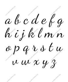 Capital Cursive Alphabet, Cursive Letters Worksheet, Uppercase Cursive, Cursive Fonts Alphabet, Cursive Writing Practice Sheets, Teaching Cursive, Tattoo Fonts Cursive, Cursive Script, Cursive Handwriting