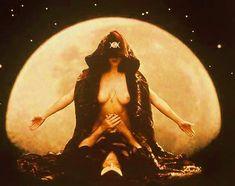 Ceremony under the moon