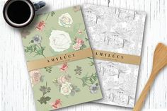 A gorgeous large sized tea towel set a set of two, these tea towels are inspired by the beautiful English country side. You will receive a set of two tea towels, *Green Floral Pattern *Grey Bird Pattern THIS PRODUCT COMES BOXED WITH A PERSONALISED LABEL READY TO GIVE AS A GIFT This