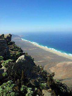 Jandia, El Pico de la Zarza