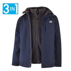 Karrimor | Karrimor 3in1 Jacket Mens | Mens Jackets