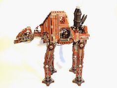 Lego Steam Wars Star Wars AT-AT