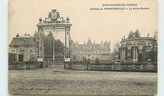 chateau de franconville