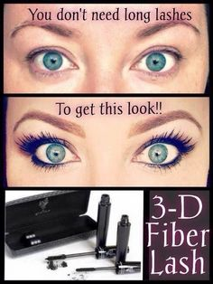 -No more extensions -No harmful glue -No mess -No fake lashes -ITS JUST MASCARA  You can find it under the eyes tab on my website www.amandalinder.com