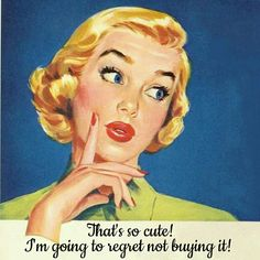 retro, dark humor, blonde pinup, funny, cray cray with me Retro Humor, Vintage Humor, Retro Funny, Retro Pics, Retro Images, Funny Vintage, Vintage Cards, Vintage Images, Pin Up