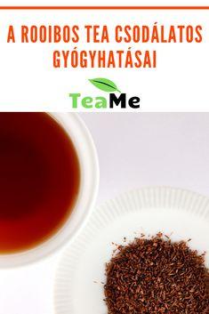 A rooibos tea egyre növekvő népszerűségnek örvend. Ezt a benne rejlő számos pozitív egészségügyi hatásnak, és a kiváló ízének köszönheti. Tea Blog, Breakfast, Tableware, Food, Morning Coffee, Dinnerware, Tablewares, Essen, Meals
