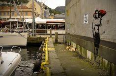 La Staa. Street Art