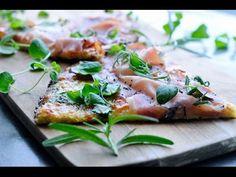 Blomkålspizza opskrift | JulieKarla