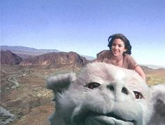 The NeverEnding Story. Best. Movie. EVER.