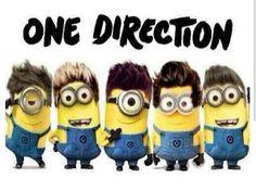 One Direction Minions - Minion Madness