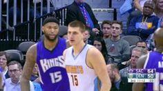DeMarcus Cousins - Sacramento Kings