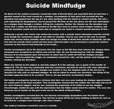 Will this make you laugh? Suicide
