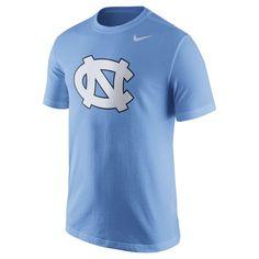 North Carolina Tar Heels Nike Logo T-Shirt - Carolina Blue