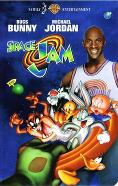 Space Jam- totally danced to the theme song at the 6th grade talent show!