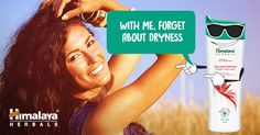 Say #HelloHair and forget about dry unmanageable hair with Himalaya Dryness Defense Protein Shampoo.