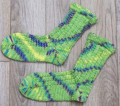 Sunshine Sock - KB Sock Loom 2 / Ai1 Worsted