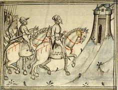 Morgan M.526 Histoire de la Bible et de l'Assomption de Notre-Dame Folio: 010r 1380-1399