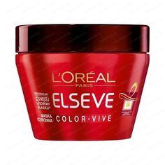 L'OREAL PARIS ELSEVE COLOR VIVE HAIR MASK FOT DAILY USE #LOral