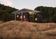 Gallery - Longbush Ecosanctuary Welcome Shelter / Sarosh Mulla Design - 1