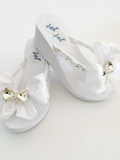 baaf7fc42 Bridal FLip Flops 3