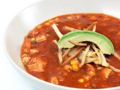 This tortilla soup is amazing!!! I have always loved Island's famous tortilla soup and looked their recipe up on the internet and found this one. I'm not sure if its the same but I made it last night and it tastes preety darn similar!!! Huge hit at home and definitely making it again!!!