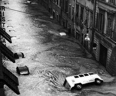 Flood of Florence 1966