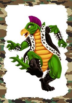 Heavysaurios Heavy Metal, Bowser, Party, Draw, Fictional Characters, Templates, New Age, Dinosaurs, Legends