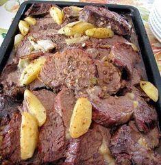 Receita de picanha de forno com batatas – Caderno de Receitas