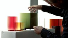Ruutu, which means diamond or square in Finnish, is a collection of 10 vases available in five sizes and seven colours. When collected and combined, they make small…