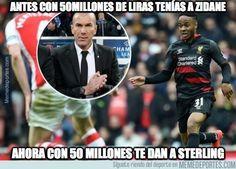 623191 - Antes con 50 millones de liras tenías a Zidane