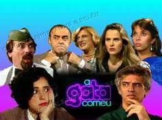 A GATA COMEU - NOVELA EXIBIDA E PRODUZIDA PELA REDE GLOBO - original de Ivani Ribeiro (A Barba Azul- Tv Tupi)-remake - cristiane torloni no papel de Jô Penteado.