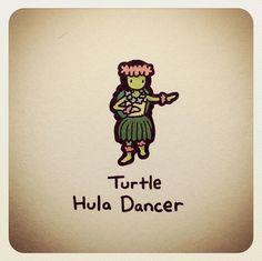 Sweet Turtles, Cute Turtles, Cute Animal Drawings, Cute Drawings, Kawaii Turtle, Sheldon The Tiny Dinosaur, Sea Turtle Pictures, Turtle Costumes, Tortoise Turtle