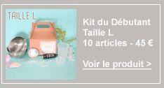 Kit matériel cosmétique maison par Joli'Essence