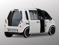 Leoni stattet Elektroauto mia mit Hochvolt-Bordnetz aus