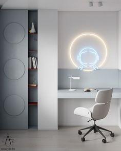 Apartment Interior, Room Interior, Interior Design, Kids Room Design, Home Office Design, Diy Bedroom Decor, Kids Bedroom, Home Decor, E Room