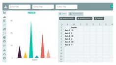 Piktochart infographic creator.  Freemium.  Remember to make your infographics accessible!